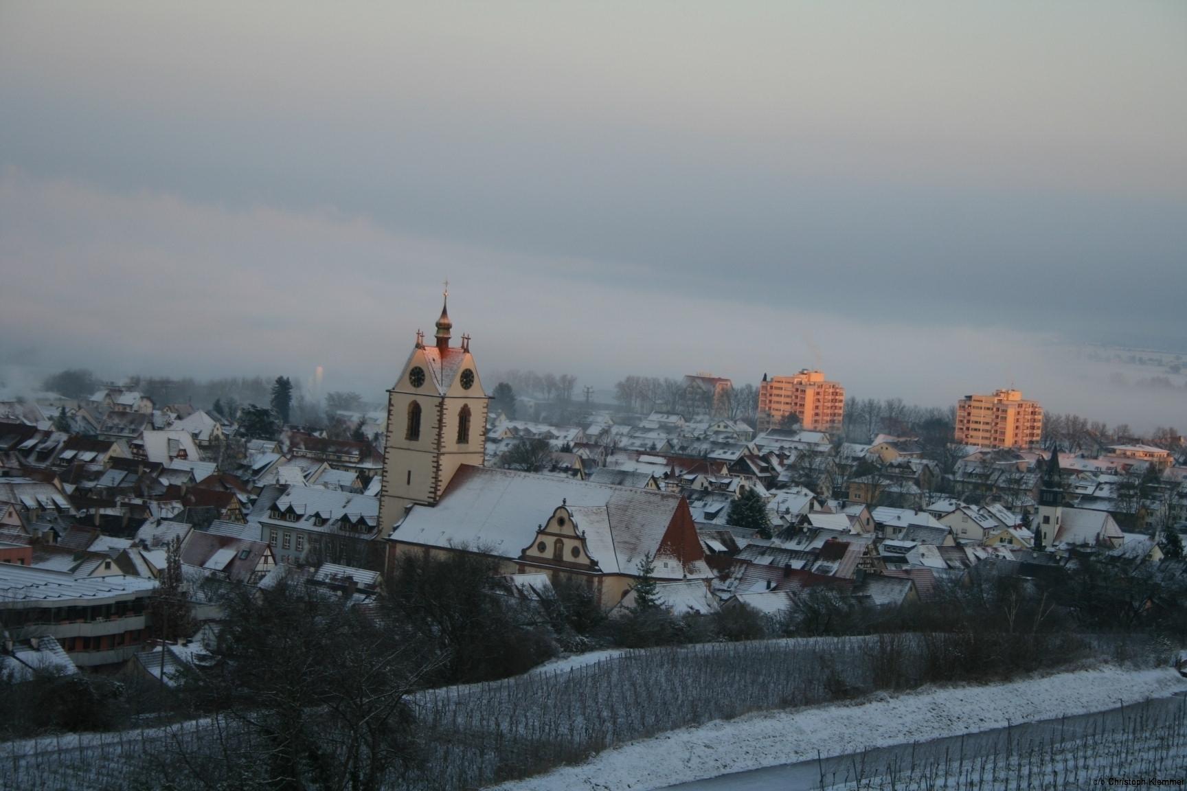 St.PeterimSchnee